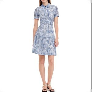 Tory Burch Bal Sea Dream Dress